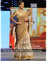 Indian Model Chiffon Saree 419-Frinkytown