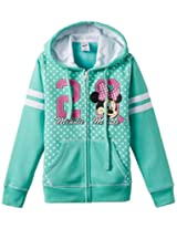 Disney Girl's Minnie Hooded Tops
