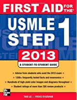 First Aid for the USMLE Step 1 2013 (First Aid USMLE)