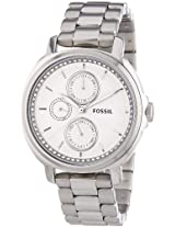 Fossil Chelsey ES3355 Analogue Watch - For Women