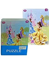Disney Princess 16 Piece Jigsaw Puzzle By Cardinal