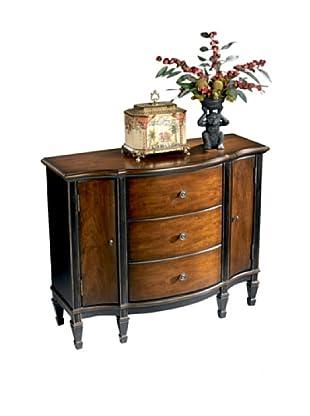 Butler Specialty Company Console Cabinet, Café Noir