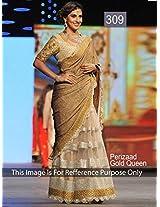 Parizaad Kolah Gerogette Chicku Bollywood Replica Saree
