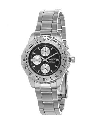 Batane Reloj Reloj Cronografo Chr+600 Negro