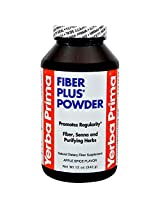 Yerba Prima Fiber Plus Powder Apple Spice - 12 oz