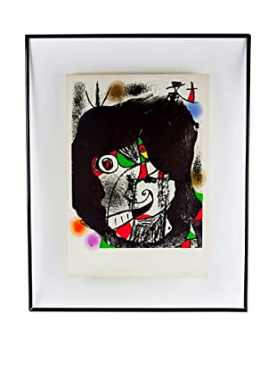 Joan Miró: Revolution I