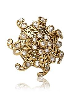 Rosena Sammi Gold Sun Ring