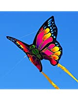 X-Kite Mini Nylon Kite w String; BUTTERFLY: 22 Inch Wingspan