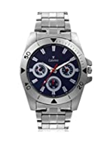 Calvino Men's Blue Dial Watch CGAC-141243_BLU