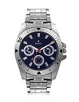 Calvino Men's Blue Dial Watch CGAC-141243_BLU