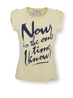 Chiemsee Camiseta Bella (Amarillo)
