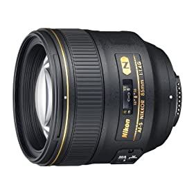 Nikon AF-S NIKKOR 85mm f/1.4G