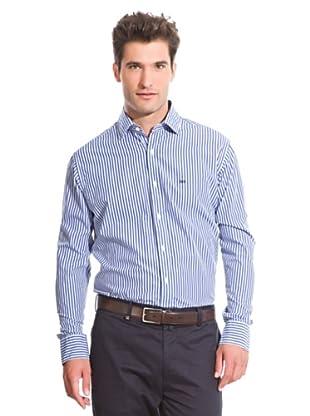 Pedro del Hierro Camisa Non Iron Classic (Azul)