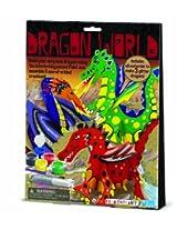 4M Dragon World Craft Kit