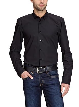 Selected Camisa Marshall (Negro)