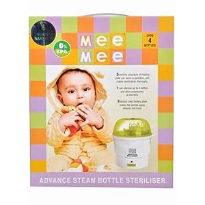 Mee Mee Advance Steam Bottle Sterilizer