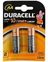 Duracell Battery - AA (Pack of 2)