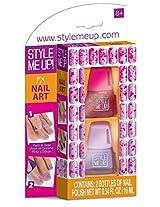 Style Me Up FX Nail Art - Purple