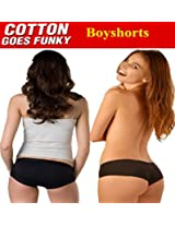 Seasons About U Pack Of 2 Women Boyshort Panties Q110B1103BD_Multi
