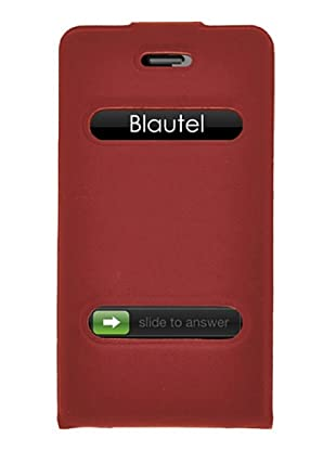 Blautel Case für iPhone 4/4S (Rot)