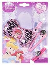 Disney Mermaid On Pink Bow Hair Accessories