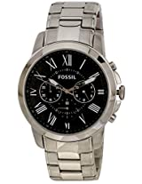 Fossil Analog Multi-Colour Dial Men's Watch - FS4907
