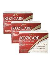 Kozicare Skin Whitening Soap 75gm (Pack of 3)