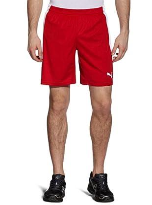 Puma Shorts PowerCat (puma red-white)