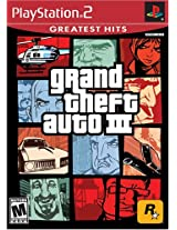 Rockstar Games Greatest Hits:Grand Theft Auto Iii