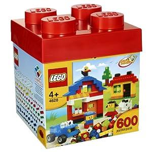 ミニフィグも入ったレゴ基本セット