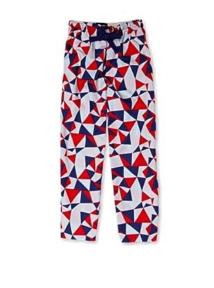 Sovereign Sleepwear Pantalón Triangles (Multicolor)