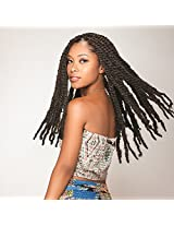 Sensationnel Synthetic Hair Braids Braid Now Reggae Braid Red