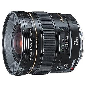 Canon EFレンズ EF20mm F2.8 USM 単焦点レンズ 広角
