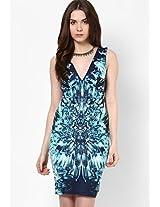Multi Color Bodycon Dress