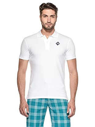 Hot Buttered Polo Basic (Blanco)
