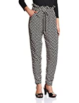 Miss Chase Women's Relaxed Fit Pant