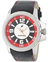 Fastrack Men's 3029SL03 Date Function Analog Quartz Watch