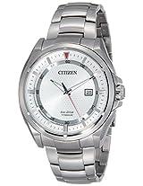 Citizen Analog white Dial Men's Watch - AW1401-50A