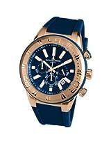 Jacques Lemans Blue Dial Men's Watch