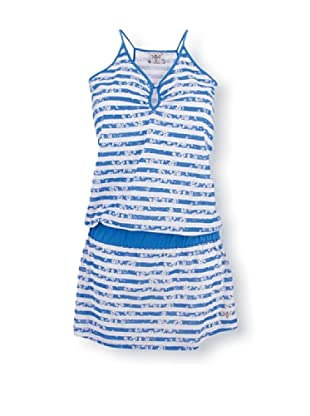 Chiemsee Camiseta Bonnie (Azul / Blanco)