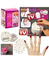 Nail Art & Nail perfect and art polishing tool kit