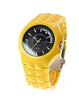 Diesel Analog Yellow Dial  Men Watch - DZ1649