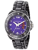Android Men's AD418AKPU Exotic Divemaster Quartz Ceramic Purple Watch