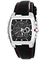 Casio Mens EFA-120L-1A1VDF Edifice Analog-Digital Display Quartz Black Watch