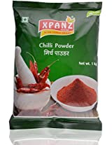 Xpanz Masale Mirch Powder, 1 Kg