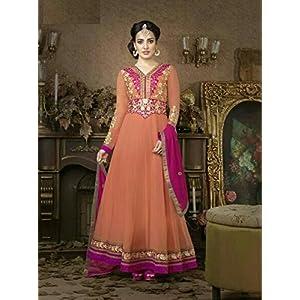 Neha Sharma Bollywood Anarkali Suit