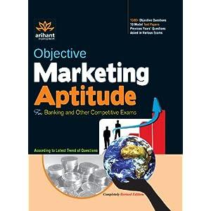 Objective Marketing Aptitude  (Old Edition)