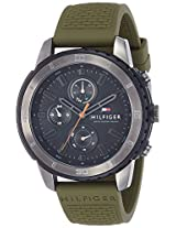 Tommy Hilfiger Chronograph Black Dial Men's Watch - TH1791192J