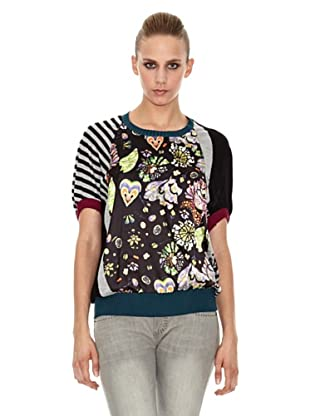 Sidecar Camiseta Amanda (Multicolor)