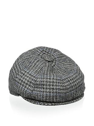 Kangol Luxe Men's British Ripley Cap (Linglie Tweed)